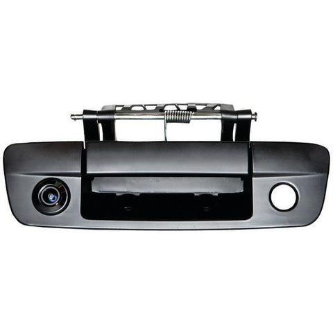 CrimeStopper Security Products SV-6834.CHR 170° CMOS Tailgate-Handle Color Camera for Dodge Ram (Black) - Peazz.com