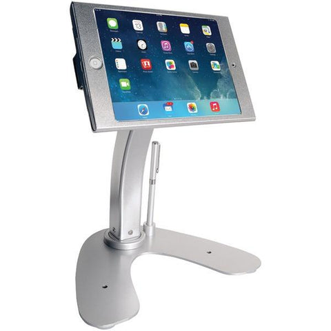 CTA Digital PAD-ASKM4 iPad mini/iPad mini 2/iPad mini 3/iPad mini 4 Antitheft Security Kiosk & POS Stand - Peazz.com