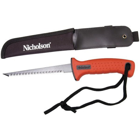 Nicholson NS500 Multipurpose Jab Saw with Sheath - Peazz.com