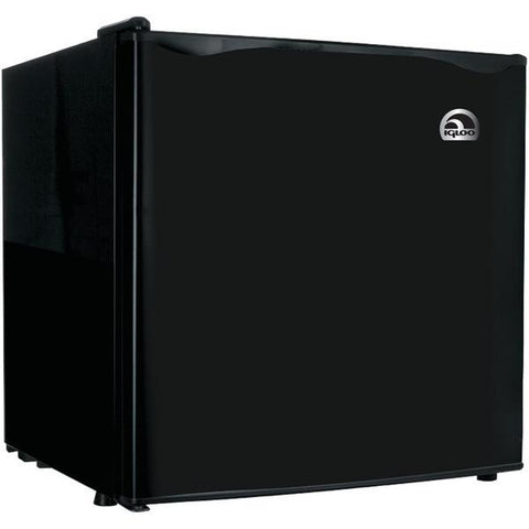 Igloo FR100I-BLACK 1.6 Cubic-ft Bar Fridge - Peazz.com