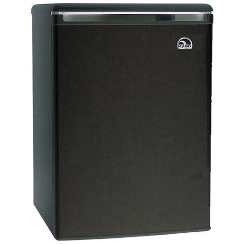 Igloo FR320I-B-BLACK 3.2 Cubic-ft Refrigerator (Black) - Peazz.com