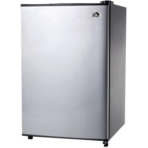 Igloo FR321I-P-C 3.2 Cubic-ft Refrigerator with Platinum Finish - Peazz.com