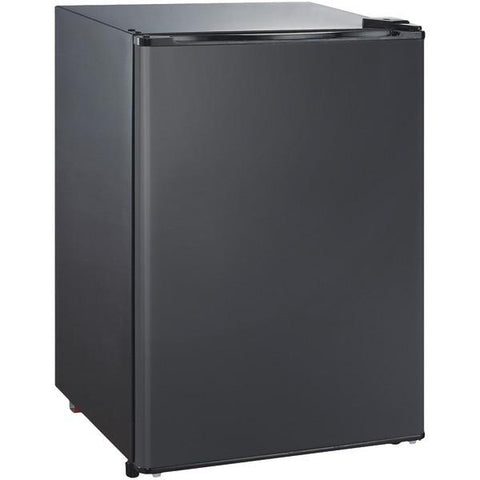 Igloo FR464I-D-BLACK 4.5 Cubic-ft Refrigerator (Black) - Peazz.com