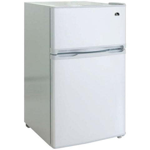 Igloo FR832I-E-WHITE 3.2 Cubic-ft Refrigerator (White) - Peazz.com