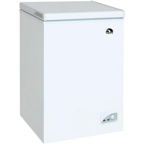 Igloo FRF434 3.5 Cubic-ft Chest Freezer - Peazz.com