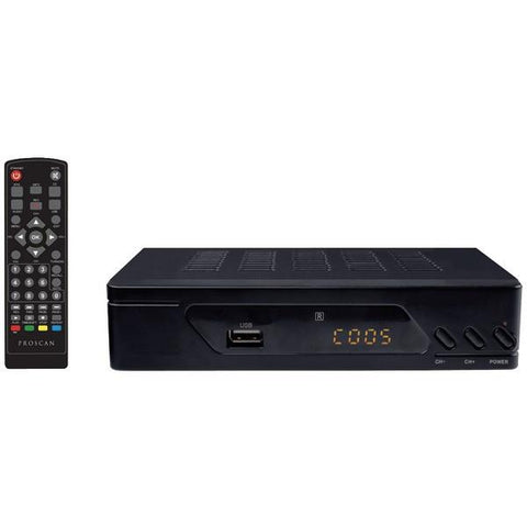 Proscan PAT102 Digital TV Converter Box - Peazz.com