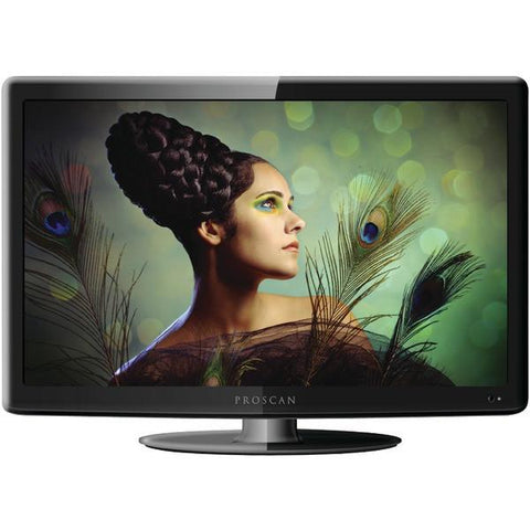 "Proscan PLEDV1945A 19"" 720p LED TV/DVD Combo with ATSC Tuner - Peazz.com"