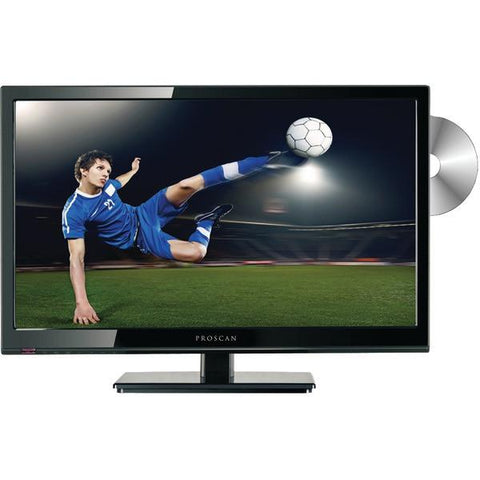 "Proscan PLEDV2213A 22"" 720p LED TV/DVD Combination - Peazz.com"