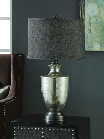Crestview Collection CVABS583 Chaz Table Lamp 17 X 18 X 12 - PeazzLighting