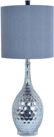 Crestview Collection CVABS807 Zurich Table Lamp 13 X 13 X 12 - PeazzLighting