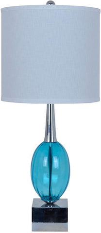 Crestview Collection CVABS934 Oricle Table Lamp 13 X 13 X 12 - PeazzLighting