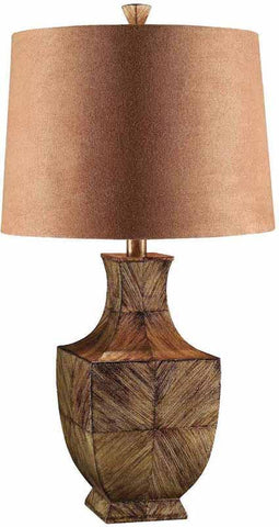 Crestview Collection CVAER560 Rosalic Table Lamp 15 X 17 X 12 - PeazzLighting