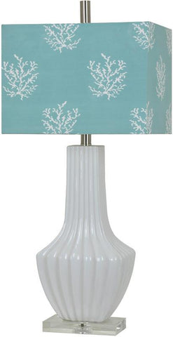 Crestview Collection CVAP1829 Sophie Table Lamp 14/10 X 14/10 X 10 - PeazzLighting