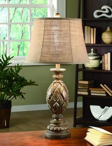 Crestview Collection CVATP865 Stratford Table Lamp 11 X 15 X 10.5 - PeazzLighting