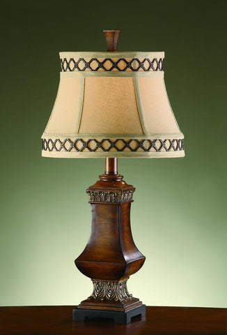 Crestview Collection CVAUP182 Marlette Table Lamp 10 X 14 X 8 - PeazzLighting