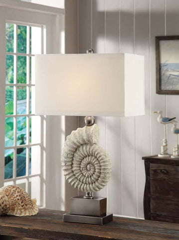 "Crestview Collection CVAUP818 Maritine Table Lamp 31""Ht. 10/17 X 10/17 X 11 - PeazzLighting"