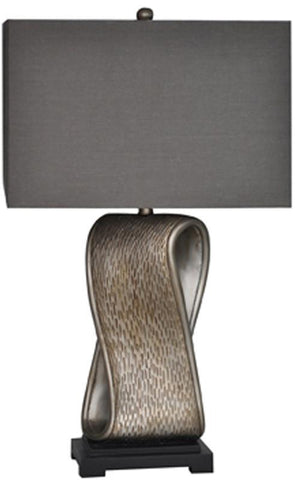 Crestview Collection CVAUP897 Vita Table Lamp 11/18 X 11/18 X 11.5 - PeazzLighting