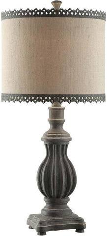 Crestview Collection CVAVP029 Bristol Table Lamp 15 X 15 X 11 - PeazzLighting