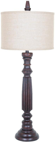 Crestview Collection CVAVP136 Brazuria Table Lamp 15 X 15 X 10 - PeazzLighting