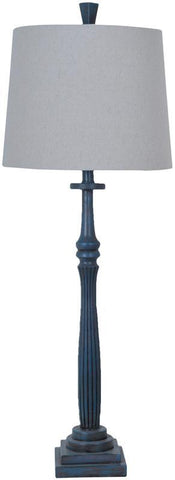 Crestview Collection CVAVP247 Hudson Table Lamp 12 X 14 X 11 - PeazzLighting