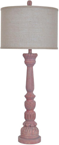 Crestview Collection CVAVP248 Havana Table Lamp 16 X 16 X 11 - PeazzLighting