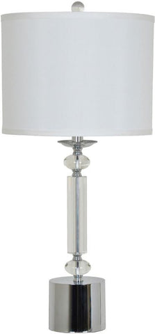 Crestview Collection CVAZBS002 Cecil Table Lamp 13 X 13 X 10 - PeazzLighting