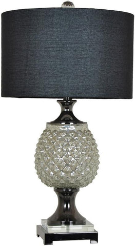 Crestview Collection CVAZBS009 Valerie Table Lamp 16 X 16 X 10 - PeazzLighting