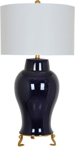 Crestview Collection CVAZP003 Anne Table Lamp 18 X 18 X 11.5 - PeazzLighting