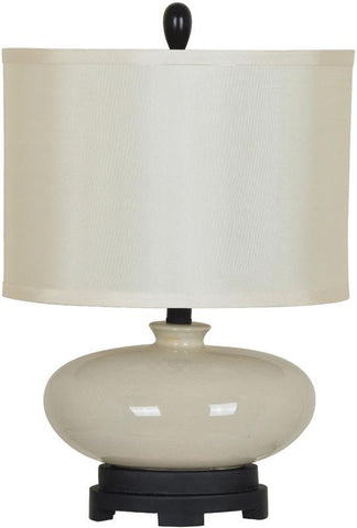 Crestview Collection CVAZP1860 Tempo Table Lamp 14/9 X 14/9 X 10 - PeazzLighting