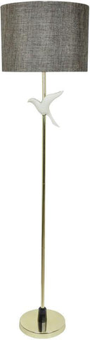 Crestview Collection CVAZVP003 In Fight Floor Lamp 16 X 16 X 11 - PeazzLighting