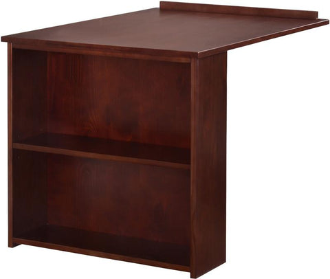 Canwood 2235-4 Whistler Junior Slide Out Desk-Cherry - Peazz.com