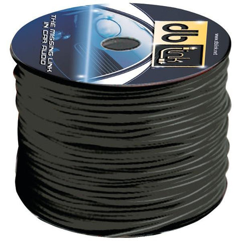DB Link RW18BK500Z Primary Remote Wire, 500ft (Black) - Peazz.com