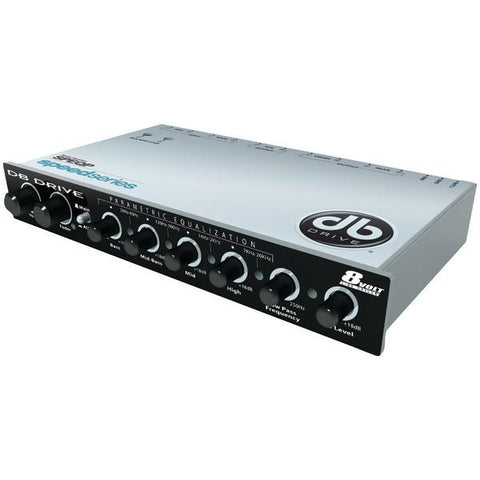 DB Drive SPEQP Speed Series 4-Band Parametric Equalizer - Peazz.com