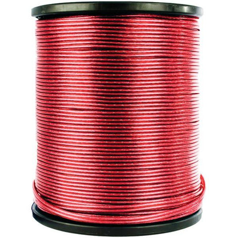 DB Link STPW8R250Z Elite Superflex Soft-Touch Power Wire (8 Gauge, Red, 250ft) - Peazz.com