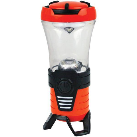 Dorcy 41-1087 120-Lumen Rechargeable Bluetooth Lantern & USB Power Bank - Peazz.com