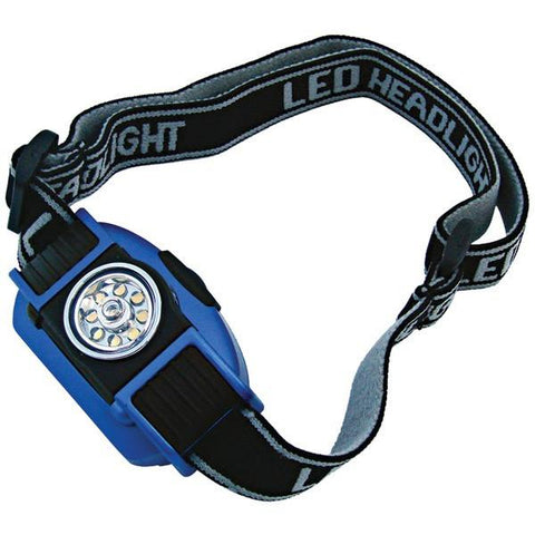 Dorcy 41-2093 42-Lumen 8-LED Multifunctional Headlamp - Peazz.com