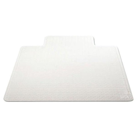 "Deflecto CM13113COM Chair Mat with Lip for Carpets (36"" x 48"", Low Pile) - Peazz.com"