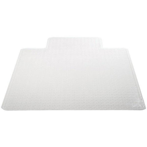 "Deflecto CM14113COM Chair Mat with Lip for Carpets (36"" x 48"", Medium Pile) - Peazz.com"