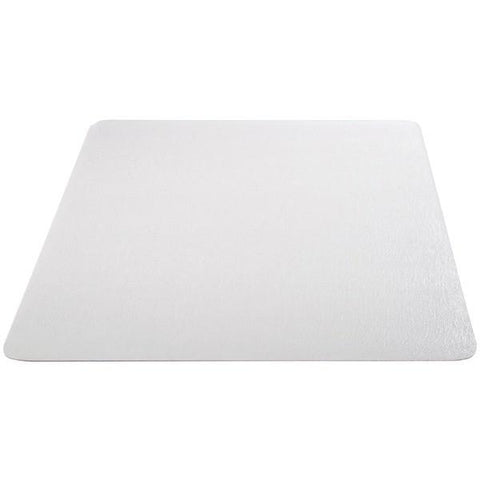 "Deflecto CM2E442FCOM 46"" x 60"" EconoMat Chair Mat for Hard Floors - Peazz.com"