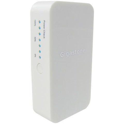 Gigastone GS-MPBP1-PC 5,200mAh Universal Power Bank Charger - Peazz.com