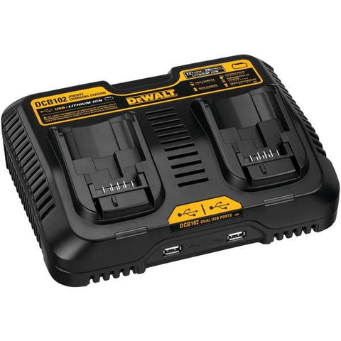 DEWALT DCB102 Jobsite Charging Station - Peazz.com