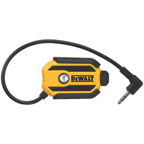 DEWALT DCR002 Bluetooth Radio Adapter - Peazz.com