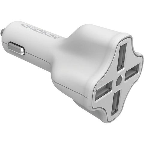 DIGIPOWER PC-406I InstaSense 4-Port 6.2-Amp USB Car Charger - Peazz.com
