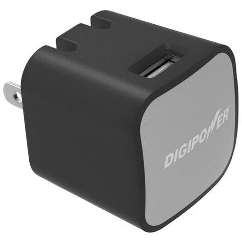 DIGIPOWER IS-AC2 InstaSense 2.4-Amp Single USB Wall Charger - Peazz.com