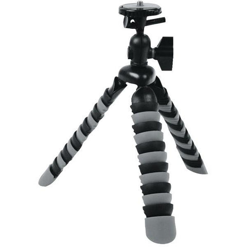 DIGIPOWER TPF-MP2 Flexible Camera Tripod (Black) - Peazz.com
