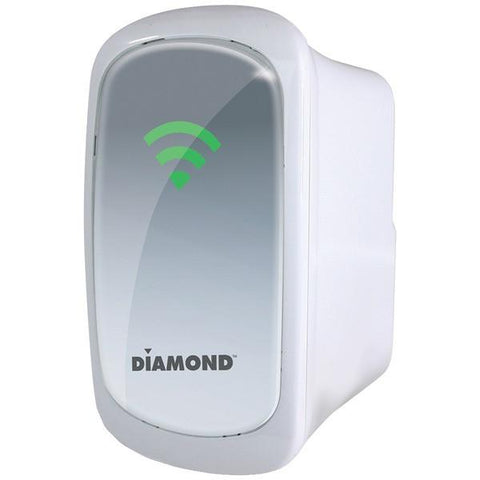 Diamond WR600NSI Dual Band 2.4GHz/5.0GHz Wireless 802.11n Range Extender - Peazz.com