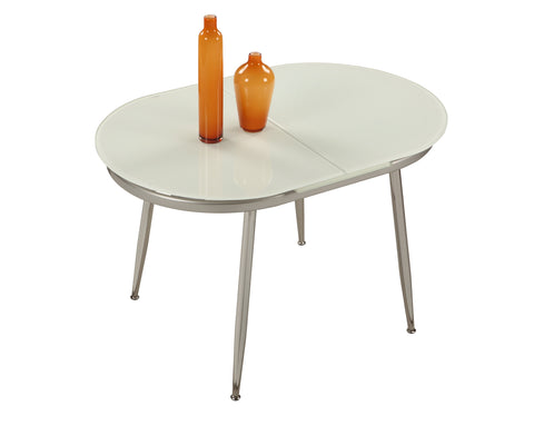 Chintaly DONNA-DT Self-storing Extension Dining Table