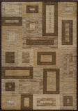 Momeni DREAMDR-02BRN93C6 Turkish Machine Made Dream Collection Brown Finish Rugs