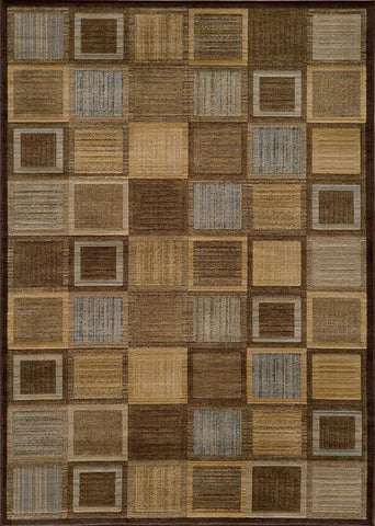 Momeni DREAMDR-07BRN2030 Turkish Machine Made Dream Collection Brown Finish Rugs