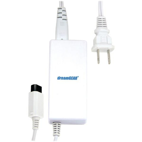 dreamGEAR DGWII-1029 Nintendo Wii AC Adapter, 11ft - Peazz.com